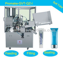FSM fully automatic soft cosmetic tubes filling machines