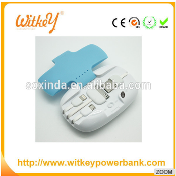 High selling mobile power bank ,mobile power bank 3600mah
