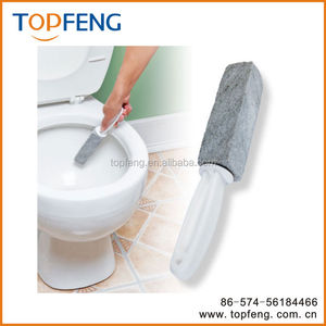 Toilet Bowl Ring Remover/Pumice Stone Toilet Brush
