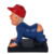 Custom Handmade Resin Polyresin Donald Trump Figurine Single Pen Holder