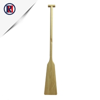 Factory directly-sale Simple design wooden canoe paddle