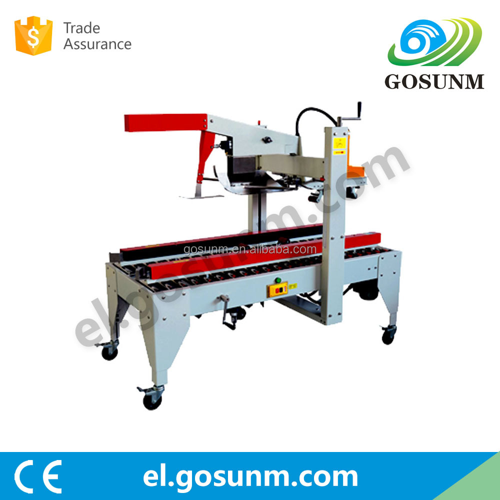 Automatic Folding and box Sealing Machine