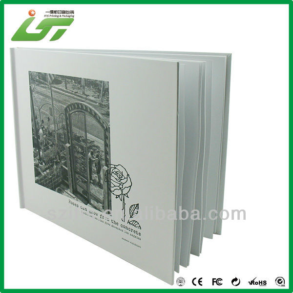 High quality China wholesale photo album book binding