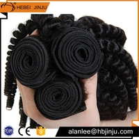 New Arrival long x-pression hair weave with baby hair