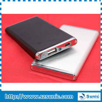 2013 Promotional Gift Newest Colorful Mobile power bank 3g wifi router