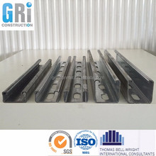 c channel metal stud sizes