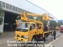 10m Aerial Lift Bucket Platform, the cheapest aerial platform truck for sale