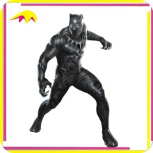 KANO7744 Life Size Handmade Black Panther Statue For Sale