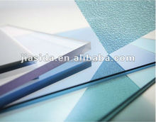 sheet polycarbonate solid panel for roofing building project/polycarbonate solid panels supplier manufacture