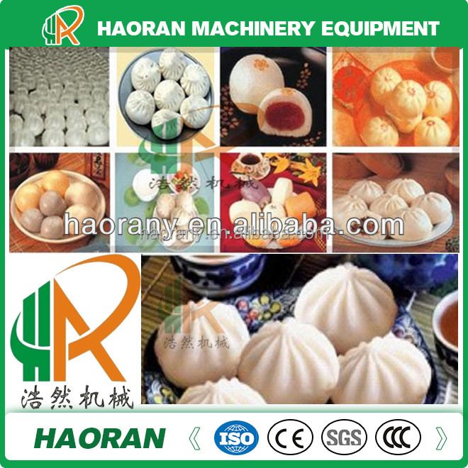 High Quality And Low Price Steam Stuff Bun Forming Machine/Bun Making Machine