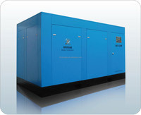 screw air compressor,high efficiency Water cooled compressor