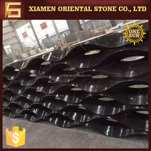 custom size black marble stone carving and sculpture