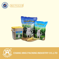 different size snack container for potato chip packaging