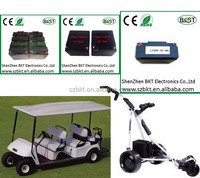 18holes golf battery 12v lithium battery for golf cart