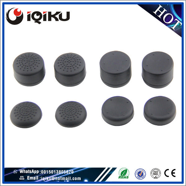 Hot Selling Excellent Product Joystick Silicon Analog Thumb Stick Grips Cap Cover 8pcs/4 sets for PS4 Controller