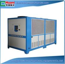 Factory Directly open 100tr industrial air cooled water chiller price with good