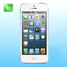 Best price high quality Perfect Transparent factory direct for iphone 5 waterproof screen protector
