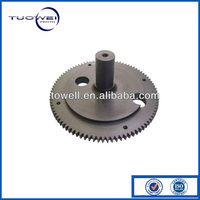 High Precision CNC Machining/metal wheel gear parts Rapid prototype