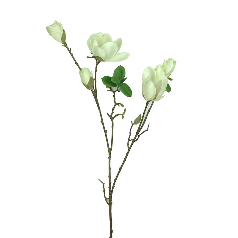 Best sale wholesale cheap white artificial magnolia home decoration best sale wholesale cheap white artificial magnolia home decoration silk flower with leaves buy cheap artificial magnoliawholesale artificial magnolia mightylinksfo