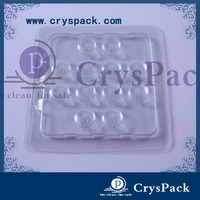 plastic precise packaging factory wholesale crystal box