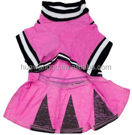 fashion dog clothes pretty pet dog clothes pink pooches dress