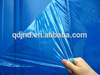 colorfull pe protective film for windows use/thickness of 0.045mm
