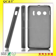 mobile phone tpu case cover with drawbench texture for Huawei Y300/U8833