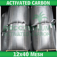 12x40 Mesh Granular Activated Carbon
