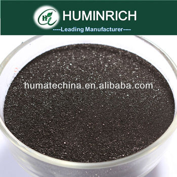 100% Soluble Potassium Humate Fulvic Acid Shiny Powder