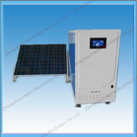 High Quality Solar Electricity Generating System for Home