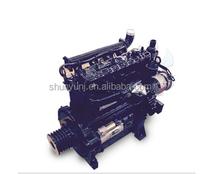 Stationary Diesel Engine with Clutch for Hydraulic pump