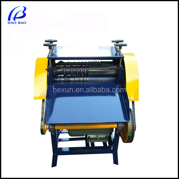 HW-KOF hot new coaxial cable stripping machine automatic cable cutting machine/ cable making equipment 1-50mm