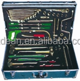 Preassembled and ready to use: Nonsparking Tool Kit 52pcs Tanker maintenance tools