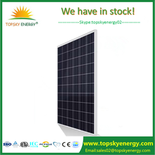 Chinese Tier 1 solar panel manufacturer 60 cells 250W 255W 260W Poly solar panel Trina Solar TSM - 255PC05A for sale