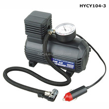 12v 250psi super mini compressor air compressor/portable car tire inflator pump