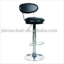 modern adjustable swivel JR-6012-1 PVC bar chair