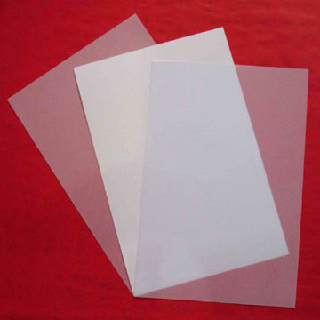 super clear transparent rigid pvc sheet