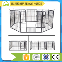 Foldable Dog House/Pet Playpen Cage
