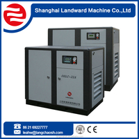 15kw 20 hp 7-13bar Shanghai top design silent compressor/air compressor car wash