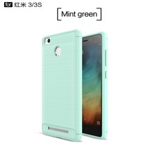 For Xiaomi redmi 3s back cover case TPU phone case cell phone ccase