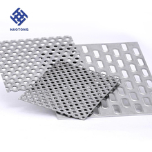 Factory Perforated Metal Mesh Screen Decorative Wall