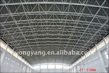 structural steel fabrication Prefab house workshop warehouse building