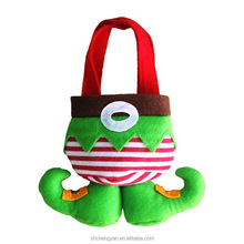 Christmas gift bag, candy bag, 2016 New craft Christmas decoration