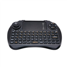Mini 2.4GHz Fly Air Mouse Wireless Keyboard with Touchpad gaming wireless keyboard for PC Android tablet TV Box IPTV