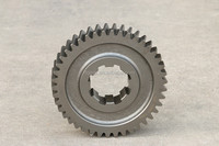 Transmission gear steel gear
