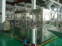 ZHANGJIAGANG CGF Series Pure Water Production Line/Pure Water Filling Plant