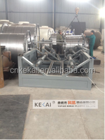 rock n roll rotational moulding machine 2 arms/3 arms/4 arms washing machine plastic injection moulding