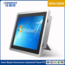 Ultra thin 3mm / 10mm bezel bluetooth computer monitor Android Tablet PC