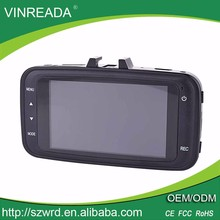 GS8000L 2.7 inch LCD screen 1080P driver recorder hd car dvr camera