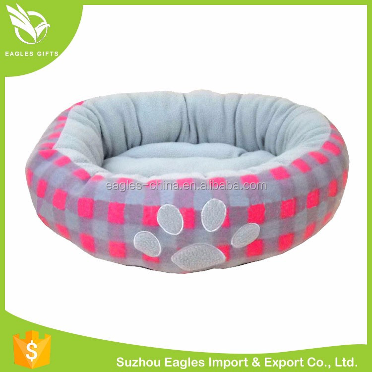 Soft And Removeable Custom Indoor Dog Sofa Pet Bed